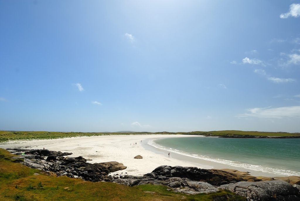 Dog's Bay and Gurteen Bay, Co Galway